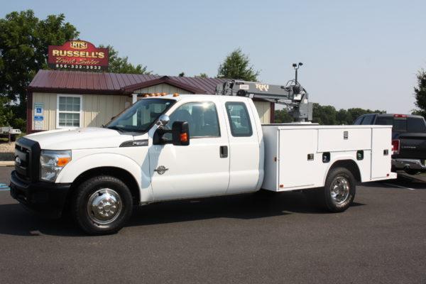 IMG 8018 600x400 - 2011 Ford F350 Crane Truck