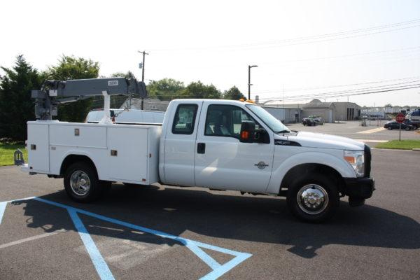 IMG 8021 600x400 - 2011 Ford F350 Crane Truck